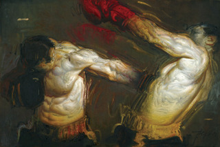 Fighting On, Steve Huston