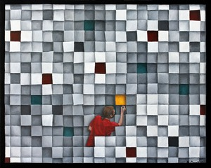 SQUARE!, Andrew Covell