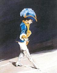 Prince Siegfried Arriving Home in Vienna 1800\'s, from Versailles, 1500\'s, Karen Kilimnik