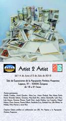 Artist to Artist, Spain, Sandrinha Cruz