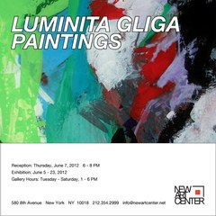 Paintings,Luminita Gliga