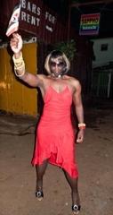 Self-portrait, Ntare Guma Mbaho Mwine