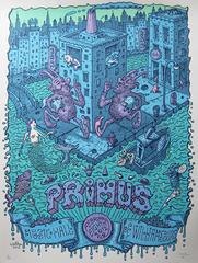 Primus Poster, David Welker