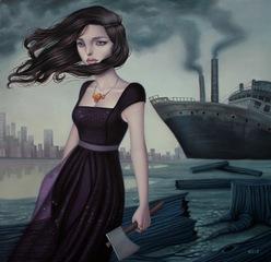 Decadance and Despair, Sarah Joncas