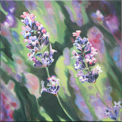 Lavender, Gabrielle Bill