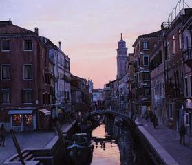Venice II, David Eichenberg
