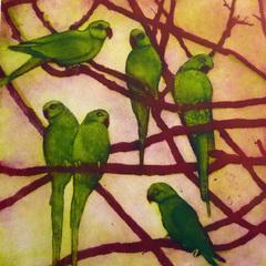 City Birds, Susie Perring
