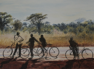 African Bicycles,Harriet Ruck Keene