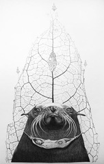 Seal Necklace, Gavin Wilson