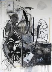 Charcoal Composition - Shadowland, Ellen Dieter