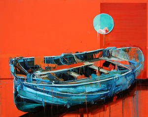 20120611170605-_study_of_a_boat_and_a_mirror__2011_oil_and_acrylic_on_canvas__200_x_160cm