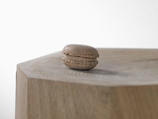 The Way Things Collide (macaron, meet stool), Ryan Gander