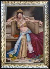 """""""Mata Hari"""", Modern Eden Gallery, Jules Kmetzko"""