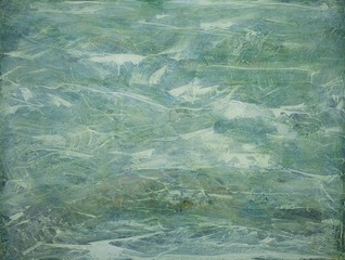 Glacial Sea II, Christel Dillbohner