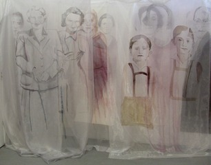 Family Installation, Michal Gavish