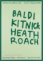 Announcement, Steven Baldi