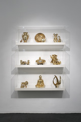 Untitled: Shelves No. 11 ,Matthew Darbyshire