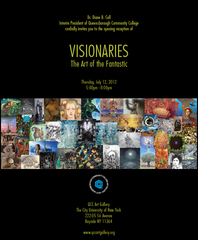 Visionaries The Art of the Fantastic,