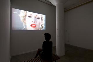 "Install shot of ""Lineamenta"", Jessica Minckley"