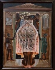 Untitled (After John Biggers),Harvey Johnson