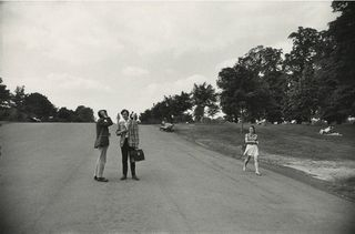 London,Garry Winogrand