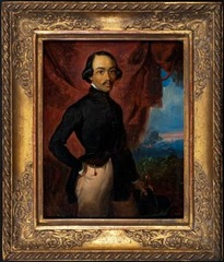 Self-portrait,Raden Saleh