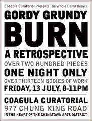 BURN, Gordy Grundy