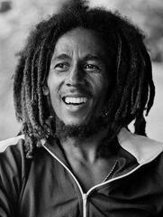 """Bob Marley """"KAYA"""" cover , Kate Simon"""