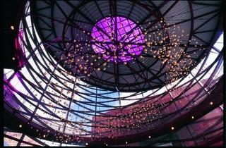 Dichroic skylight ,