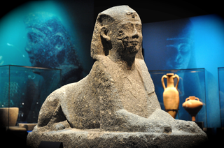 Cleopatra: The Exhibition @ California Science Center,