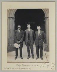Prize Winners in the Olympic Games, Sir (John) Benjamin Stone
