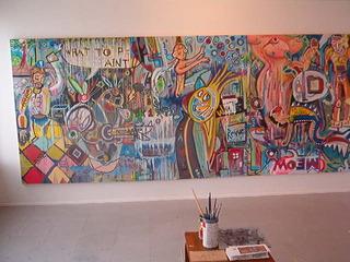 work in progress, Rob Bos, Derek Pennett