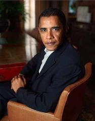 Barack Obama, Dawoud Bey