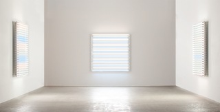 light/LINES, Installation View, Heather Carson