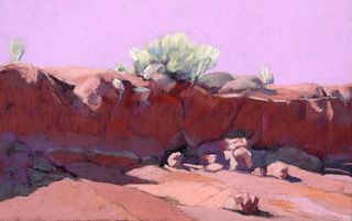 Pink Cliffs,Mary Silverwood