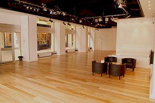La Galleria, exhibition space