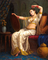 Shringar (adornment), Gopal Swami Khetanchi