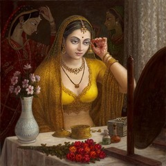 Mrignayani(doe-eyed), Gopal Swami Khetanchi