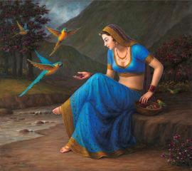 Basant_Bahar (spring), Gopal Swami Khetanchi