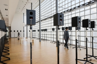 The Forty Part Motet  , Janet Cardiff