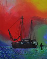 Adrift, Joshua Petker