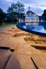 Serpentine Gallery Pavilion 2012 by Herzog & de Meuron and Ai Weiwei,