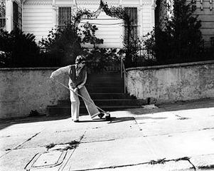 SF Street Sweeping, Jo Hanson