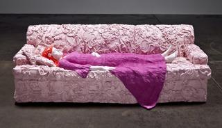 Nicole Couch (Pink, Fuchsia, Orange), Liz Craft