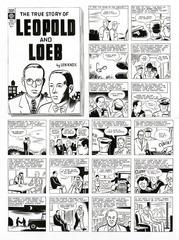 Leopod Loeb, Daniel Clowes