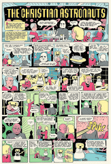 Christian Astronauts,Daniel Clowes