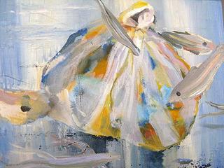 Circling, Judith Simonian
