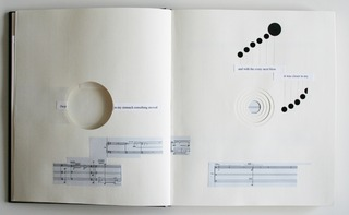 Artist book (The Moon shall never tale my Voice),Damir Ocko