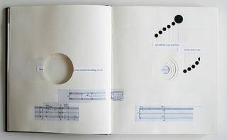 Artist book (The Moon shall never tale my Voice), Damir Ocko