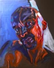 Self Portrait, Piort Antonow